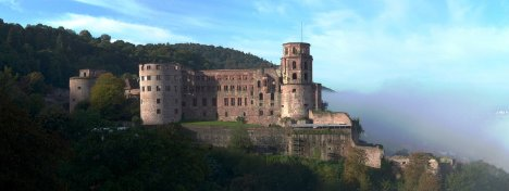Schloss Heidelberg Mathias Wacker